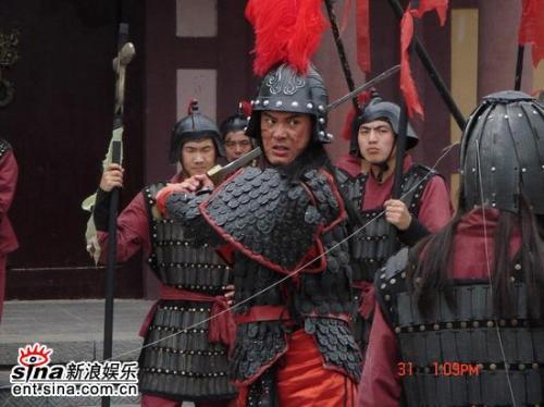 《大汉天子3》台湾播出了! - 高昊 - 高昊 的博客