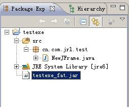 如何将Class打包Jar文件--Eclipse - 蒋委员长 - Loft Program