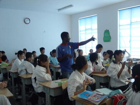 尊重教师---学生礼仪(2) - 小肥子 - 小妹的博客