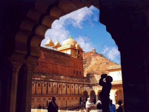 神密性感的印度(粉红回忆斋普尔) - 让心去旅行 - 心的旅程
