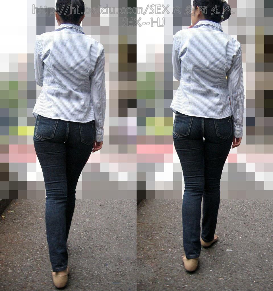 可人少妇紧身牛仔美臀 - 源源 - djun.007 的博客