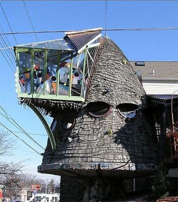世界奇特建筑 -  天行健  - 天行健的博客
