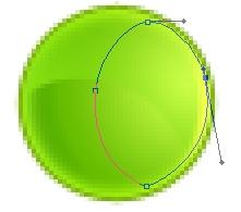 PS轻松打造透明的MSN水晶图 - 迎春 -