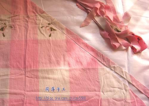 废物利用——用布条钩出来的沙发坐垫 - wl961121 - 人生淡如菊的博客