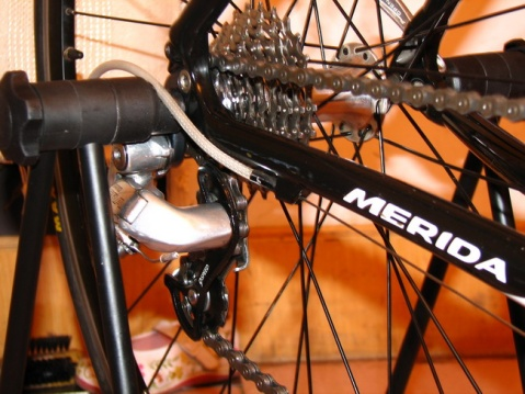 To 单车友 自行车传动系统的DIY保养图片