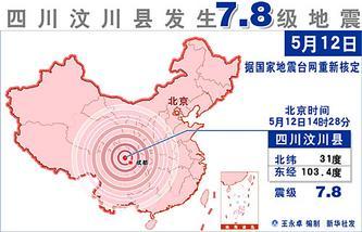 我们在一起!图(四川汶川8.0级地震)