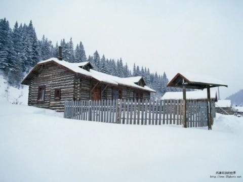 (原创) 我对雪的情怀 - 海纳百川 - 海纳百川个人主页