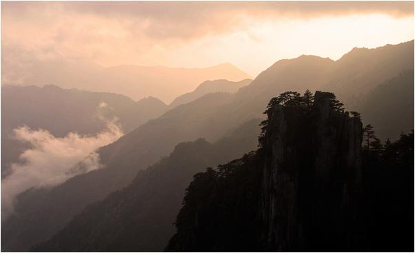 [原]江西明月山 - Tarzan - 走过大地