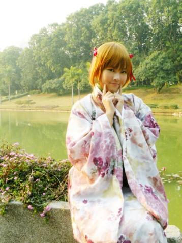 【COS】新年预贺  カードキャプターさくら   小樱和知世的拜年装 - 林巽 - The Evening Sun