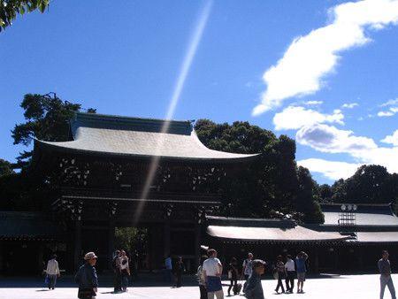 Tokyo - 神社里的婚礼 - 狼人斯 - 狼人斯的殖民地