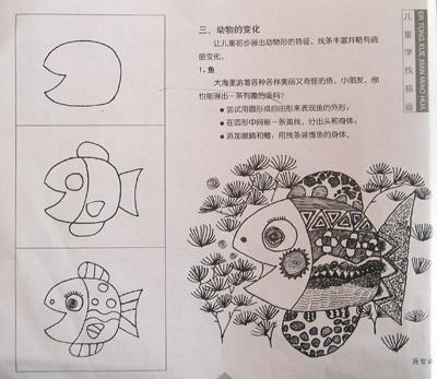 【转载】儿童绘画教学 - 七彩童画 - 济宁七彩少儿美术培训中心