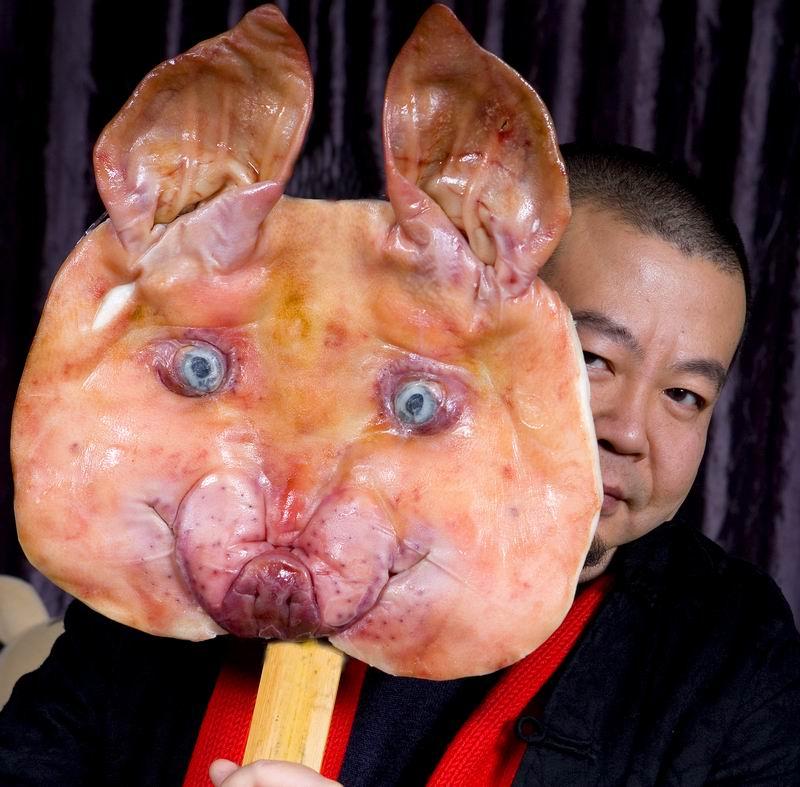 猪脸的岁月--拜个晚年 - 沈宏非 - 馋宗大师