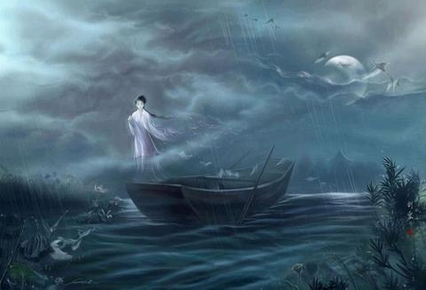 《原创》《江城子》 - 深谷幽兰 -