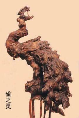 根雕艺术艺术欣赏  - 小雪 - A的博客