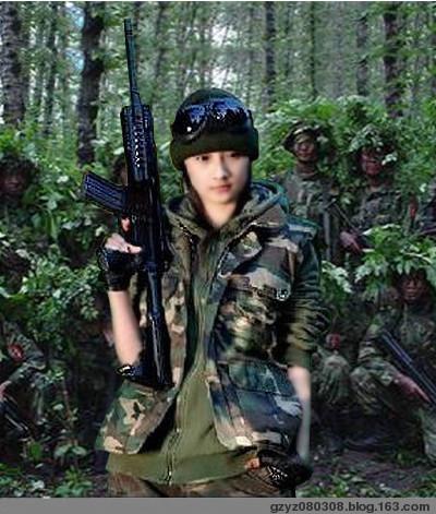 【原创】女兵,最美丽的女人 - 慕容晓雅的日志 - 网易博客 - 54261部队 - 五四二六一部队的博客