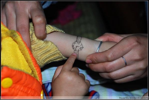 家有千金472天:手表 - AF摄影(蹈海踏浪) - 青岛AF摄影工作室