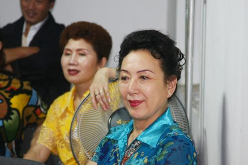 和韵之友——画家、名票王润女士 - 和合为美 韵味永昌 - 和韵京剧社 的博客