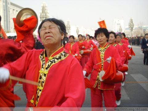 正月十六杨柳青看庙会花灯 - 海河之韵 - 海河之韵          主页