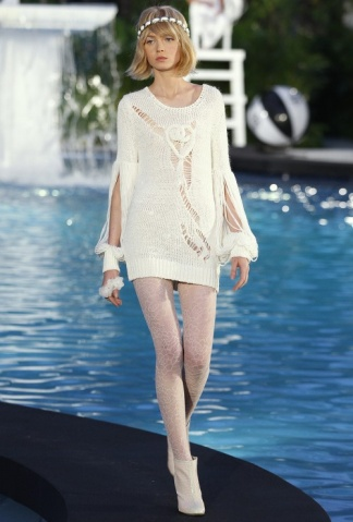 Chanel Cruise 2009 Collection  - 暖暖 - 最好的时光