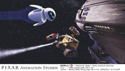 WALL-E和EVA的爱情 - 幽灵公主 - 灵TIN天籁