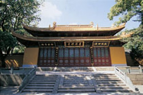 四大佛教名山的文化内涵 - 法春居士 - 净心居士的博客