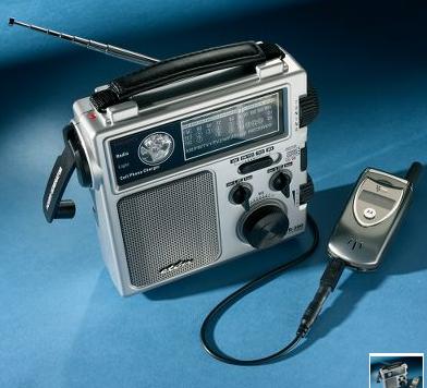 手摇式发电机,也是手机没电时的救星 - 伯乐响马 - 找寻灵感