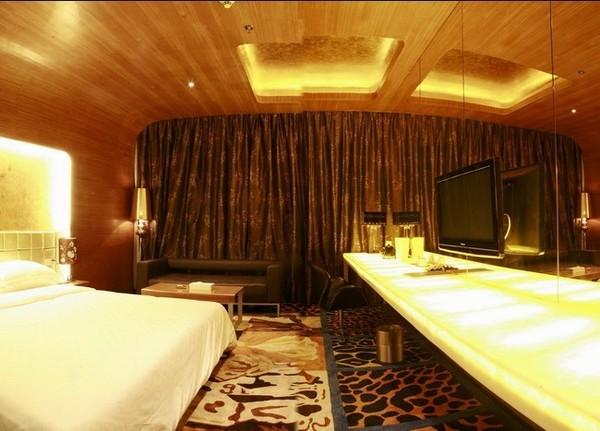 以视觉为主题的酒店--深圳视觉风尚酒店 - princess-jia - princess-AVORYjiajia