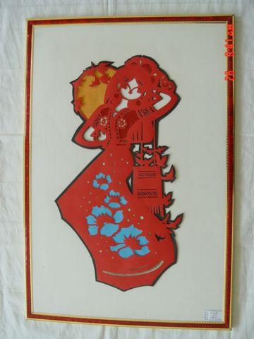 【转载】刻纸艺术作品赏析 - 精彩童画-沧浪新城 - 精彩童画-沧浪新城校区