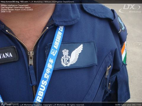 """""""澄海-田心""""行动 Part.1: 我与印度空军地勤的对话 - 看更阿伯熙叔 - LJX Workshop"""