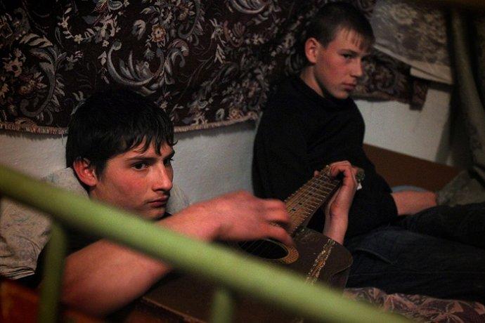 真实记录:俄罗斯年轻人的技校生活(组图) - 刻薄嘴 - 刻薄嘴的网易博客:看世界
