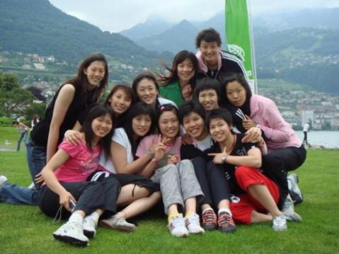 中国女排黄金一代