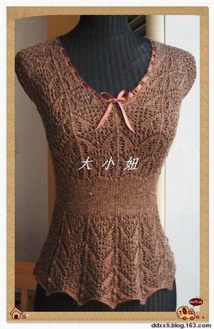 引用 无  奈  衣(7.30在加一件无奈) - 酷愛編織的猫 - 猫公館