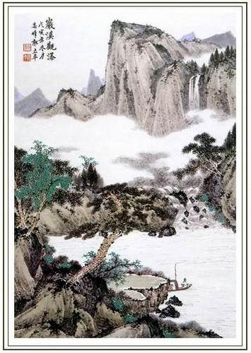 引用 高山云霧長 流水嘆知音(kenltx音畫) - huaxia050131 - 华夏