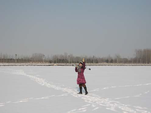 南湖雪景游 - 且听风吟 - 习习