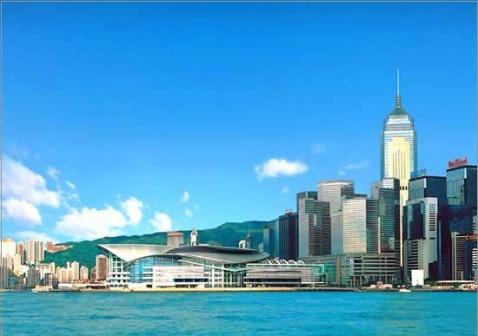 香港地理位置