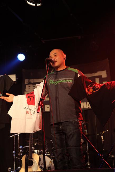 4月27日 身边还有我—为青海玉树地震灾区募捐义演圆满结束 - 痴人音乐 - 痴人音乐