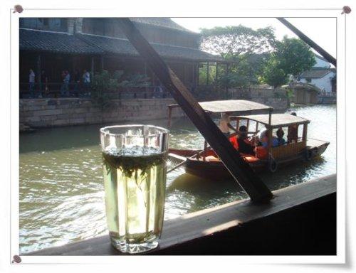 一杯茶,一程船 - kivo - 念情书◎優しい時間
