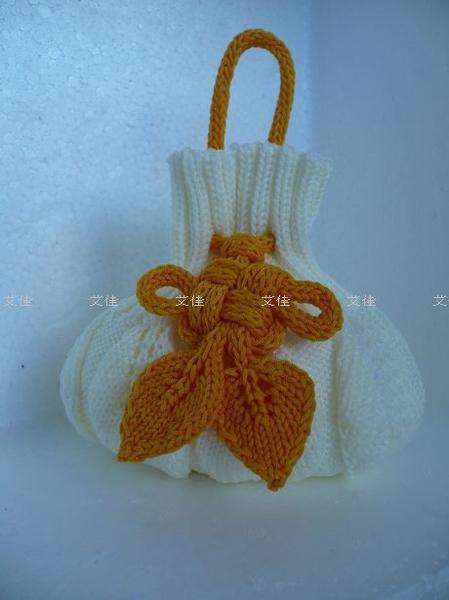 超级可爱的小手包 - 停留 - 停留编织博客