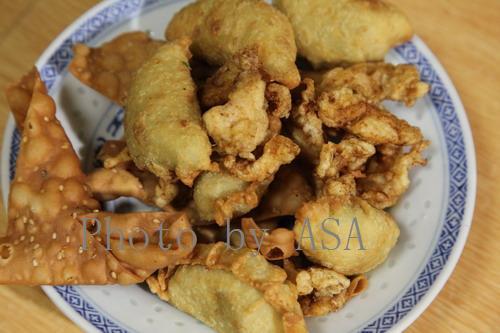 2009年古尔邦节家里的晚餐 - 懒蛇阿沙 - 懒蛇阿沙的博客