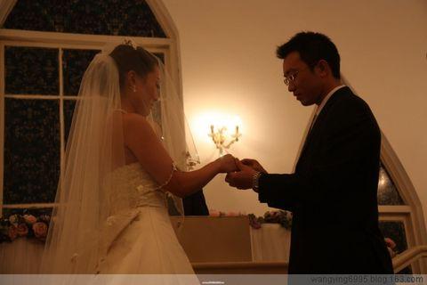 教堂婚礼 - 如果 - 我的博客