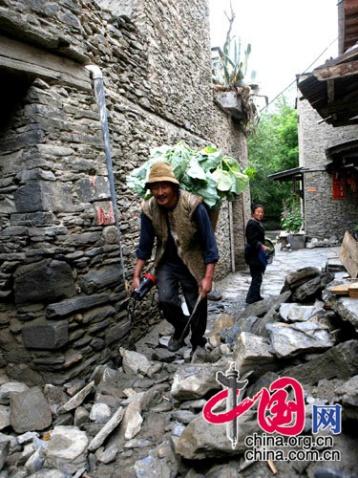 九寨沟、桃坪羌寨考察记(原创) - li-qy - 行吟天涯:旅游·少数民族文化