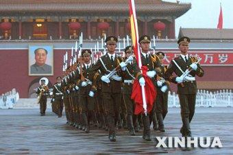 庆祝中国人民解放军建军81周年 - 军中一卒 - 在军旗下成长