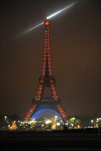 多图:世界各地的2010年元旦前夜 - 红场上那点儿事儿 - 关健斌的博客