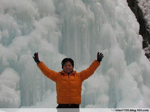 感受冬天里的大山 - 红梅 - 红梅的博客