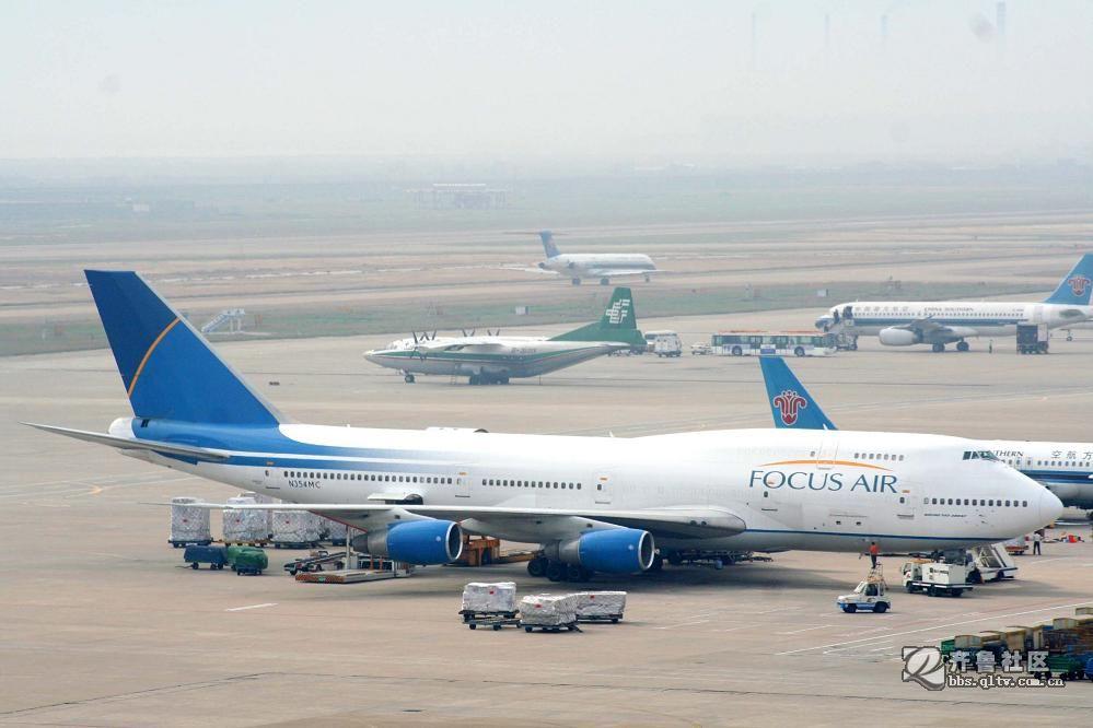 波音飞机机型介绍——波音B747 (Boeing B747) - 天外飞熊 - 天外飞熊