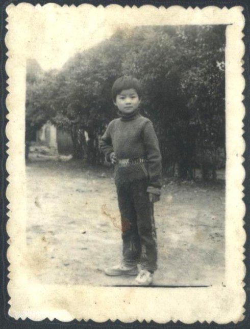 我七岁时的照片 - 风雨孙策 - 风雨孙策博客
