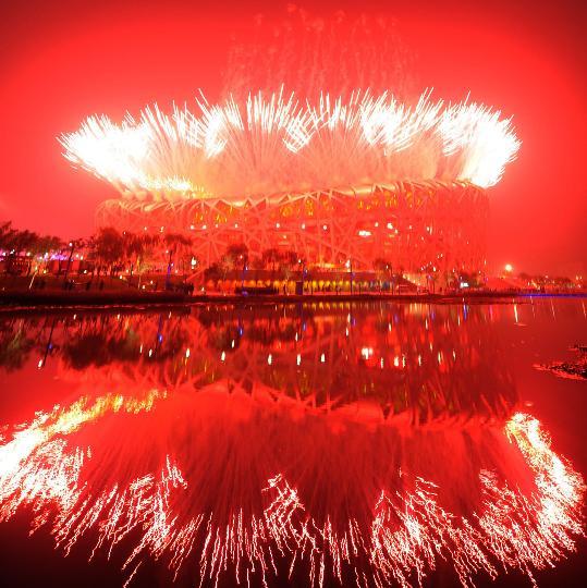 北京奥运抒情 - 江海洋 - 江海洋的博客