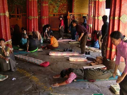 美丽女兵:回忆在西藏拍《云水谣》 - 陈清贫 - 魔幻星空的个人主页