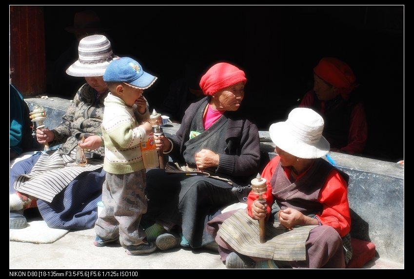 青藏高原之行____山南 - 西樱 - 走马观景