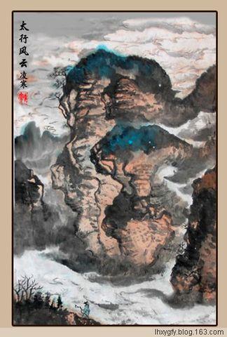 (原创)七律十二首(六首和枫江) - 凌寒 - 梅影清溪